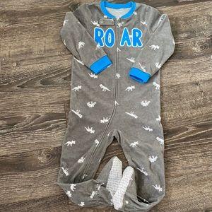 Cárter pijama